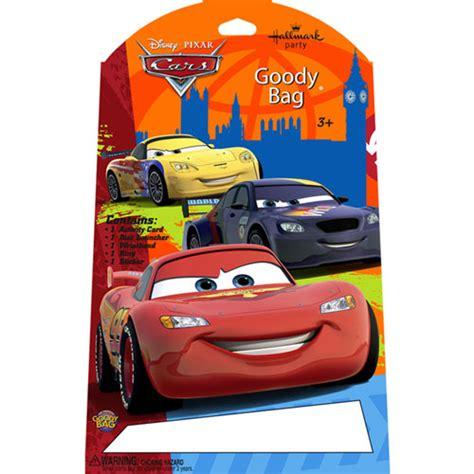 Goodie Bag Busur Kombinasi Cars 1 disney s cars 2 goody bag ziggos