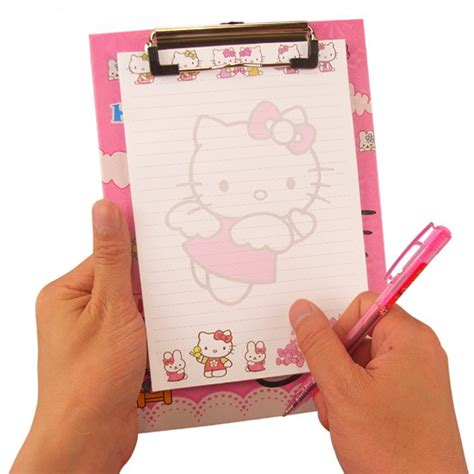 Stationery Set Hello 1 free shipping hello notebook stationery set cl plate 2 pen notepad school