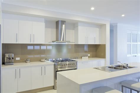 And White Kitchens by Modern All White Kitchen