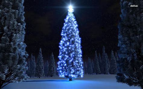 20 Most Wonderful Lights Decoration Ideas For Christmas Tree With Blue Lights