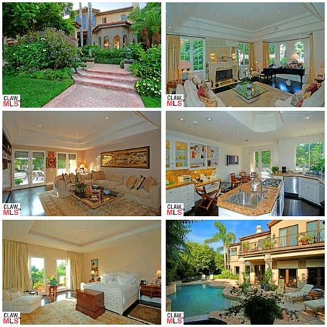 Spanish Style Interior Paul Anka S Silky Beverly Hills Retreat Variety