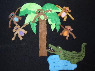 five monkeys swinging on a tree deema s felting fun five little monkeys swinging on a tree