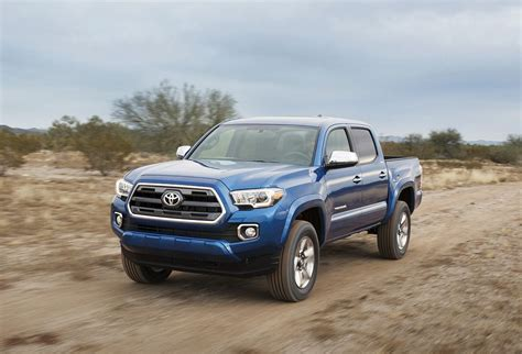 2016 Toyota Tacoma Specifications 2016 Toyota Tacoma Mpg Release Date Specs Price Engine