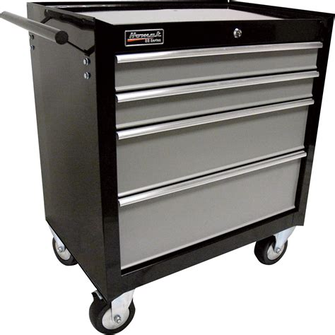 homak se series 27in 4 drawer rolling tool cabinet