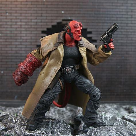 se filmer hellboy gratis filme hellboy 2 mezco toys 18 cm action figure boneco r