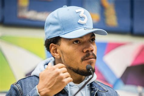 rapper hair chance the rapper is right about rauner emanuel feud on