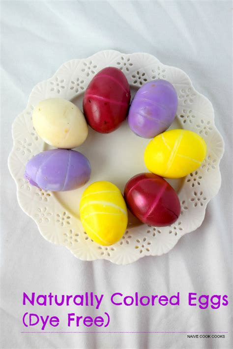 how to color eggs easter naturally colored eggs