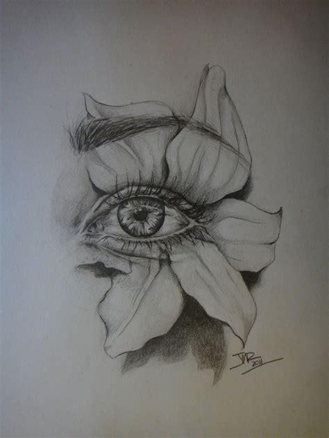 tattoo eye flower best 25 eye drawings ideas on pinterest eye art pencil
