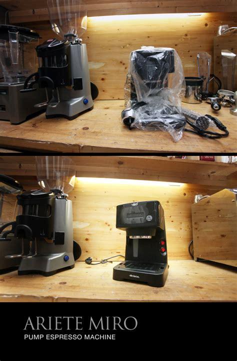 Mesin Kopi Ariete miro mesin espresso 1 7 jutaan cikopi