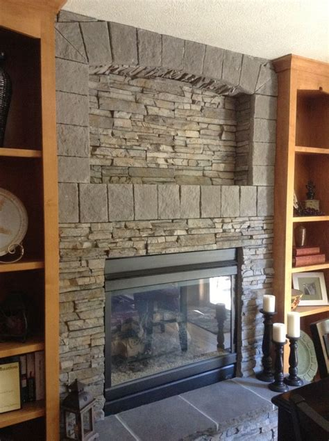 34 beautiful stone fireplaces that rock how to build a stacked stone fireplace stunning stacked