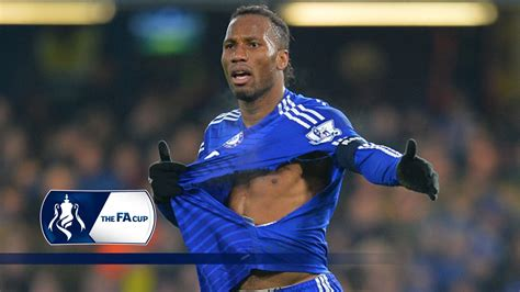 chelsea watford highlights chelsea 3 0 watford fa cup third round goals