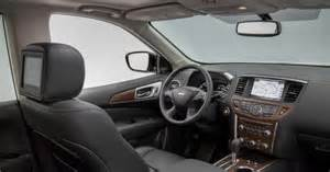 Interior Technology by 2017 Nissan Pathfinder Interior Technology Photos