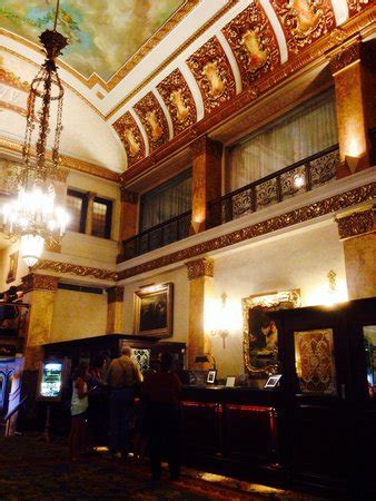Blue Room Milwaukee by Blue Room Picture Of The Pfister Hotel Milwaukee