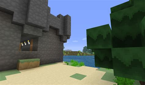Minecraft Castle Door by Secret Doors Castle Minecraft Project