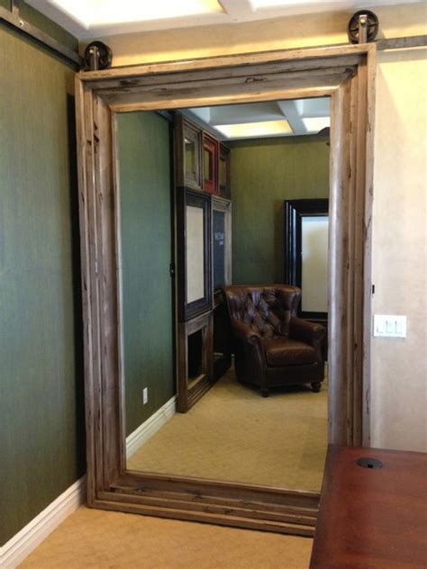 Custom Sliding Mirror Closet Doors Custom Sliding Barn Doors Modern By Massiv Brand