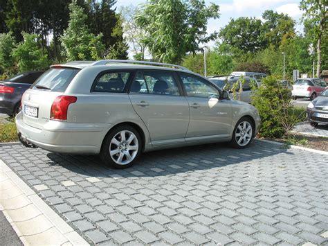 toyota germany toyota avensis station wagon in germany station wagon forums