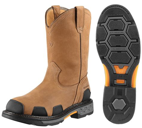 ariat overdrive work boots ariat s overdrive waterproof western work boot