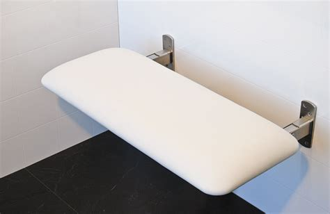 sapphire padded folding shower seat  elderly