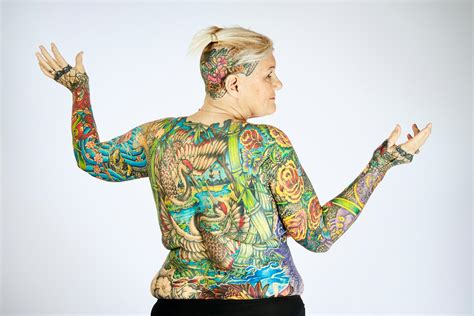 tattooed seniors the most and bonkers guinness world record