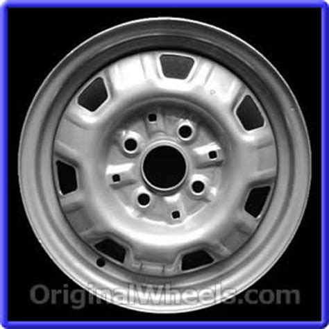 Toyota Tercel Bolt Pattern 1990 Toyota Tercel Rims 1990 Toyota Tercel Wheels At