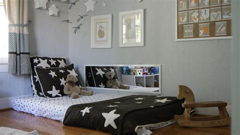 lovely kids bed on floor 45 with additional home interior