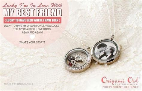 origami owl best friends charm 71 best images about locket ideas on