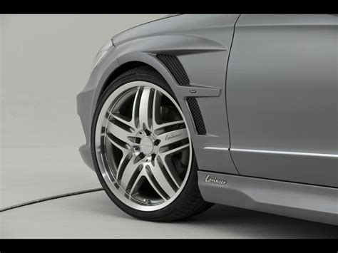 2011 Lorinser Mercedes Benz CLS 218   Fender Vent   1920x1440   Wallpaper