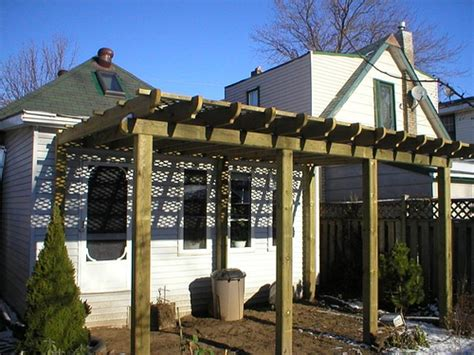 Cost To Build A Pergola Estimates And Prices At Fixr Average Cost Of A Pergola