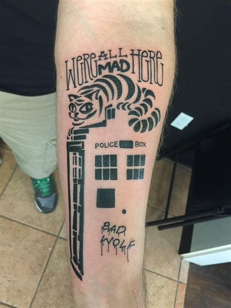 can doctors have tattoos doctor who mixes doctor who and in