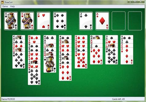 Pch Freecell - freecell free image mag