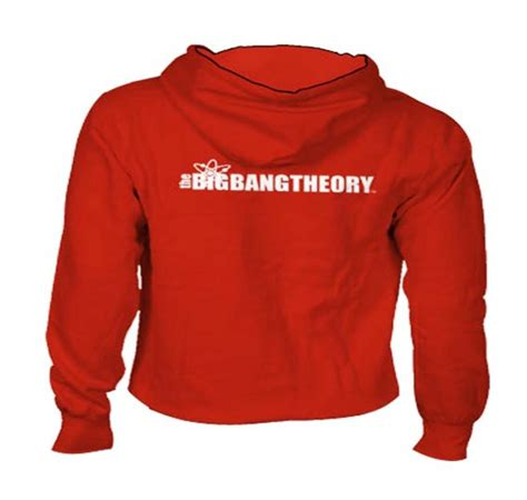 Sweater Hoodie Bazinga Leo Clothing official big theory hoody hoodie bazinga all sizes