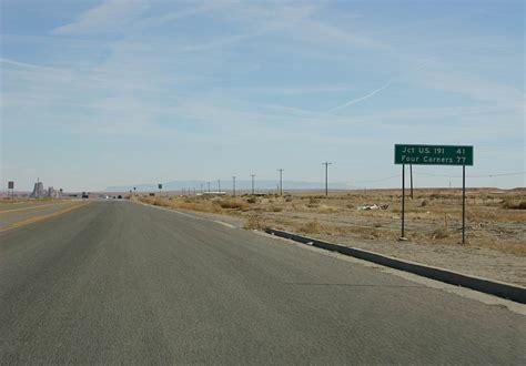 Mba In Arizona Irs by U S 160 Aaroads Arizona