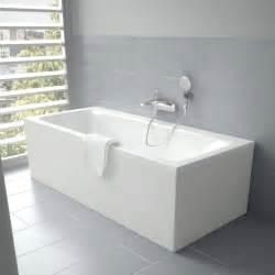 badewanne vitra t4 rechteck badewanne mit mittelablauf