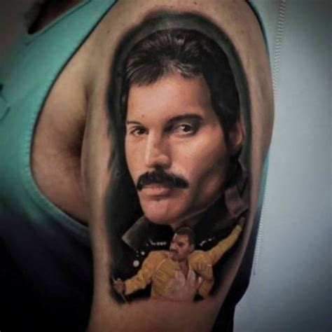 freddy mercury tattoo ideas tattoo designs