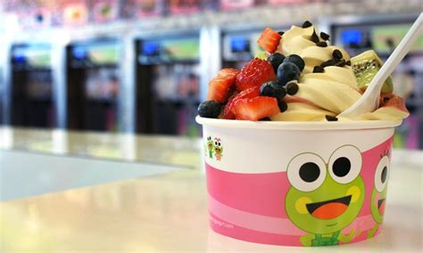 Sweet Frog Gift Card Value - sweet frog up to 35 off fairlawn oh livingsocial