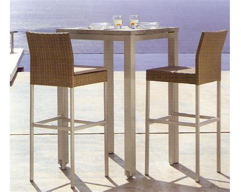 Table And Stools by Patio Bar Table And Stools Bar Table And Stools In Home