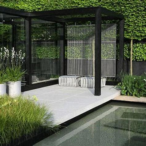 Charming How To Create A Low Maintenance Garden #5: Modern-garden-design-01.jpg