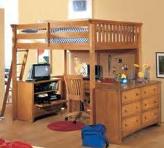 Loft Bed King Size Amazing Space Savings With King Size Loft Bed Plans