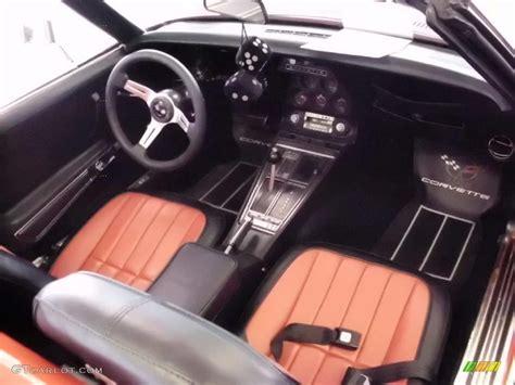 1970 corvette interior interior 1970 chevrolet corvette stingray convertible