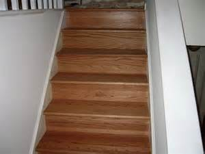 Wood Stairs With Carpet by Carpet To Wood Stairs Cabin Ideas Pinterest
