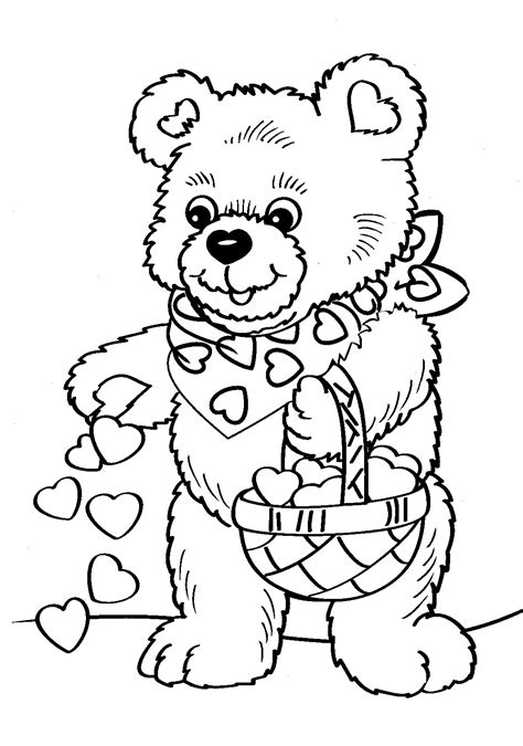 free valentines day coloring pages printable coloring pages coloring me