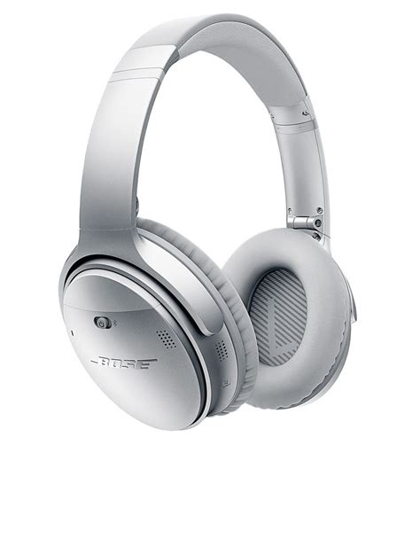 Headset Bose bose quietcomfort 35 silver wireless headphones on ear headphones headphones headphones