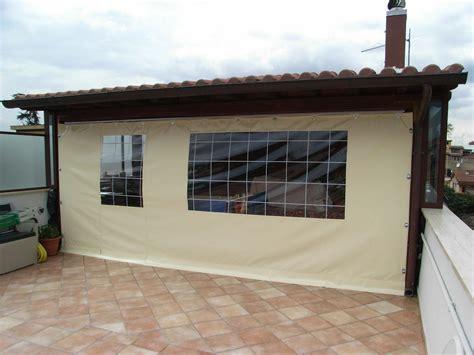 teli in pvc per verande finestre con serigrafia