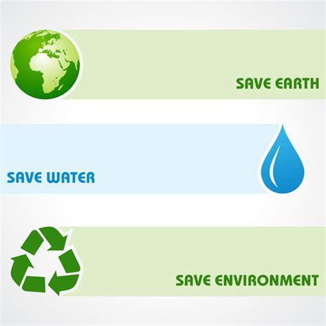 eps format save save environment design vector material 04 vector logo