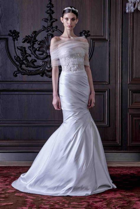 monique lhuillier wedding dresses  modwedding