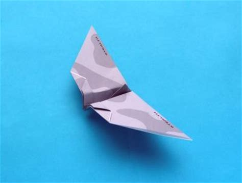 Origami Stealth Fighter - joost langeveld origami page