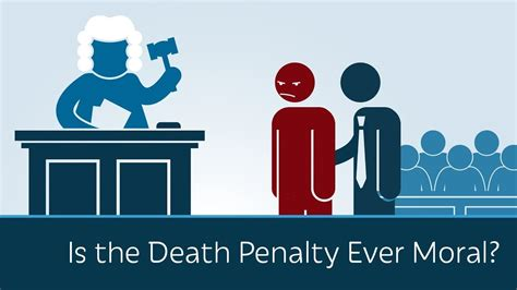 Is The is the penalty moral