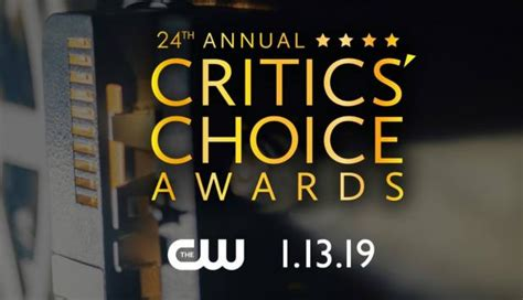 Lista De Nominados A Los Critics Choice Awards Premios Oscar Critic S Choice Awards Esta Es La Lista De Los Nominados A Los Premios Espect 225 Culos