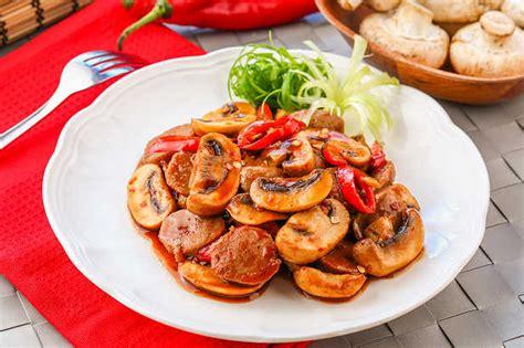 Kerupuk Jamur Rasa Pedas jamur masak pedas resep dari dapur