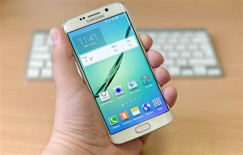 Samsung S6 Edge Update samsung galaxy s6 and galaxy s6 edge gets better with android 7 0 nougat update